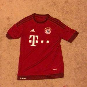 Bayern Munich 16-17 Home Jersey